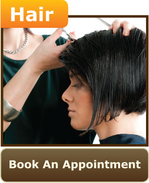 Hair - Book An Appointment