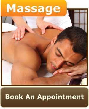 Massage - Book An Appointment