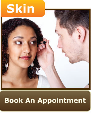 Skin - Book An Appointment